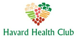 Harvard Health Club